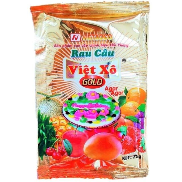 Việt Xô - Bột Rau Câu Việt Xô Gold