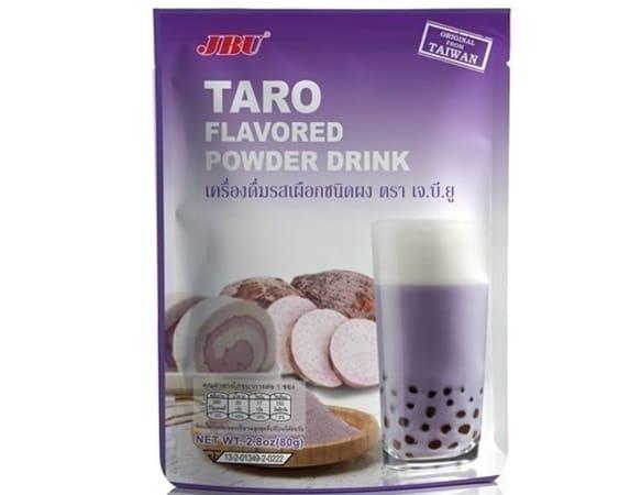 JBU - Bột Trà Sữa Hòa Tan Khoai Môn