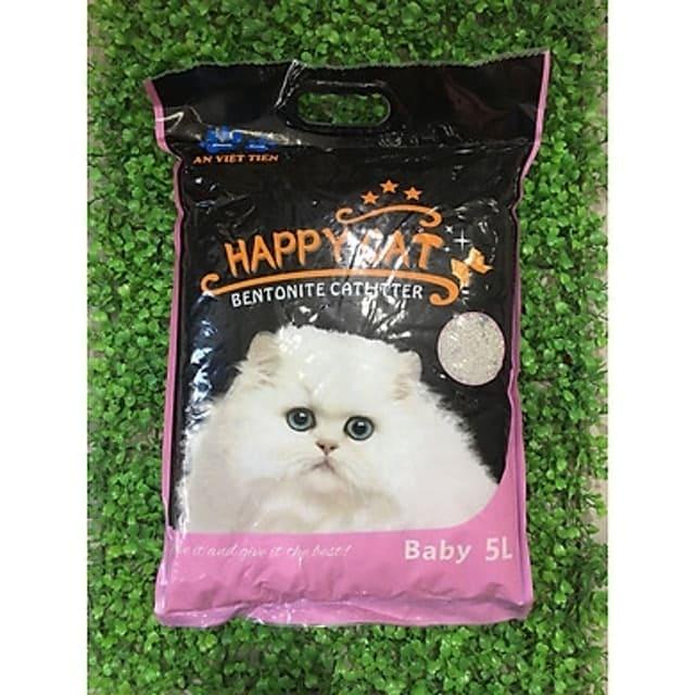 An Viet Tien - Cát Vệ Sinh Mèo Happy Cat