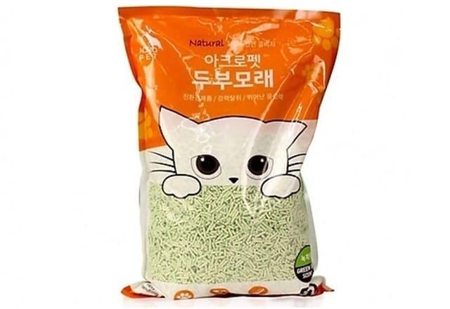 OEM - Cát Mèo Đậu Phụ Pura