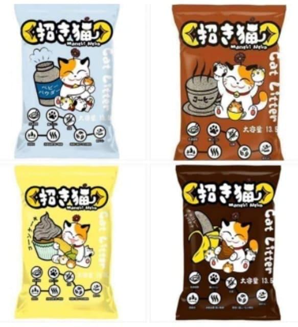 OEM - Cát Vệ Sinh Mèo Maneki Neko