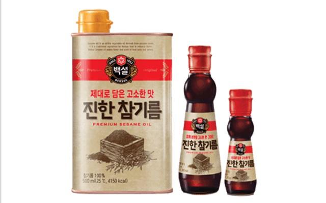 CJ Foods - Dầu Mè Đậm Đặc Beksul