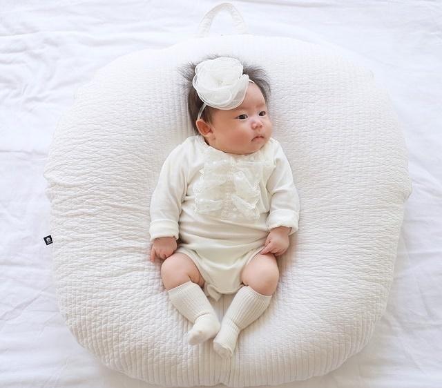 ROTOTO bebe - Gối Cho Con Bú Chữ C
