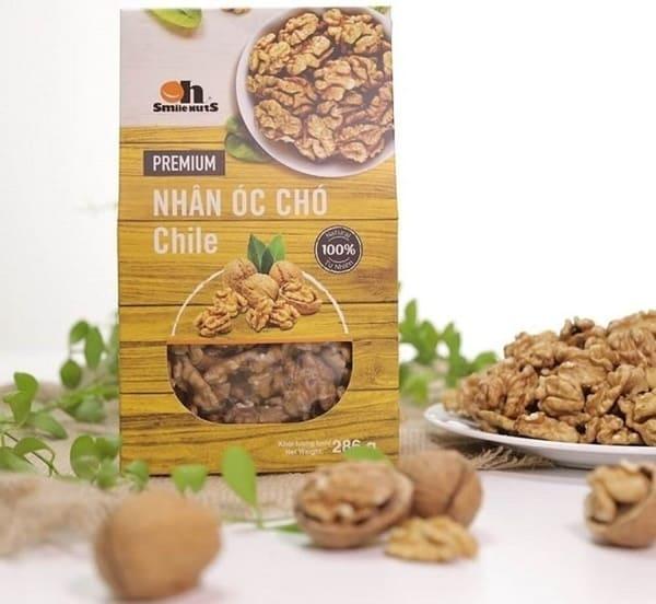 Trading Perfect Partner - Hạt Óc Chó Chile Smile Nuts
