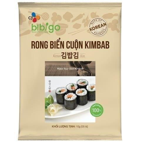 CJ FOODS - Rong Biển Cuộn Cơm Bibigo
