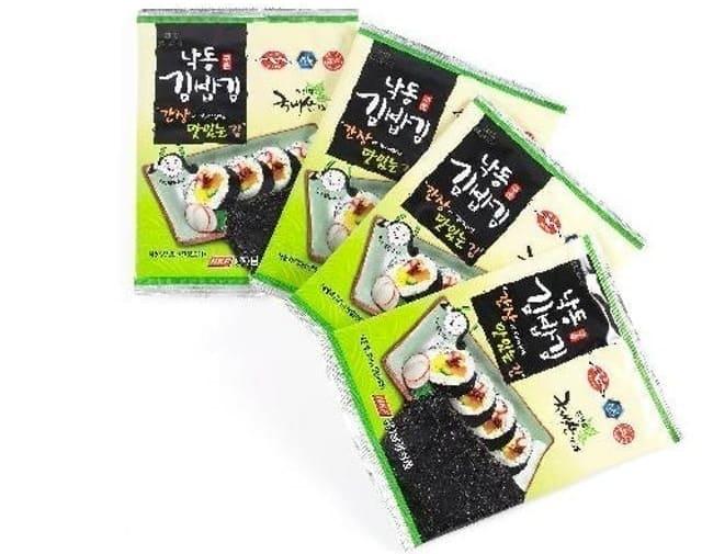 Namkwang Food - Rong Biển Cuộn Cơm