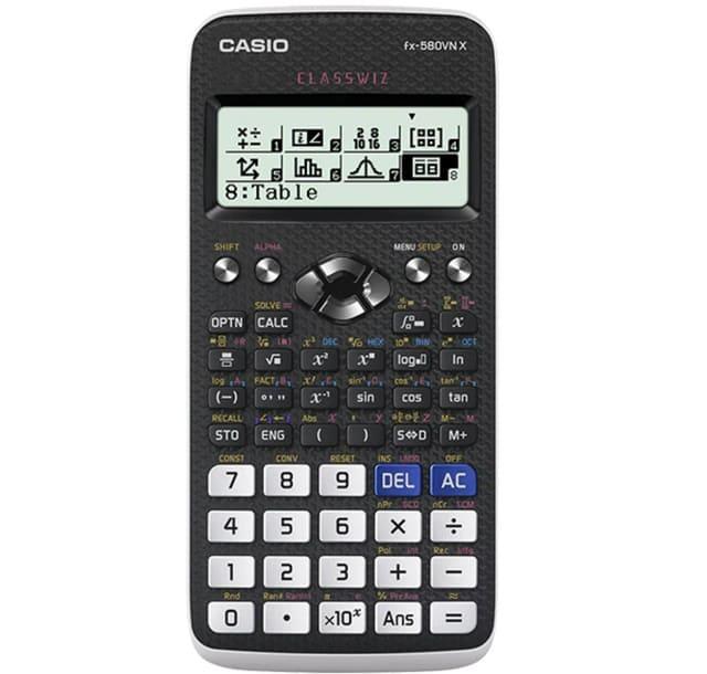 CASIO - FX-580VNX