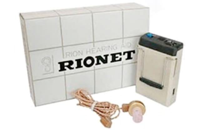 RION - Máy Trợ Thính Rionet HA-20DX