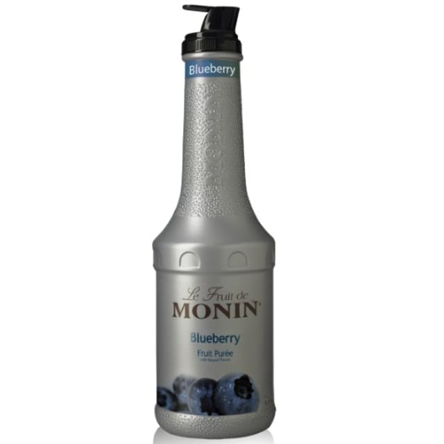 Monin - Mứt Sệt Cao Cấp Blueberry Purée