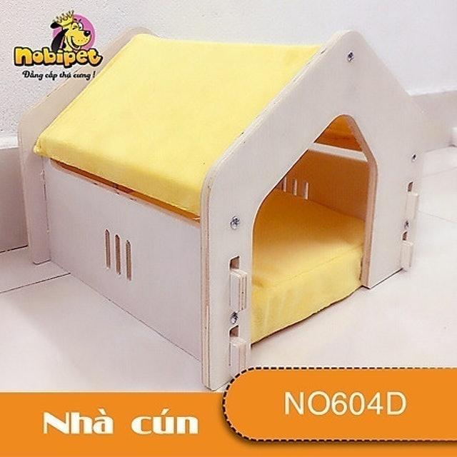 Nobipet - Nhà Ngoài Trời Cho Chó NO604D