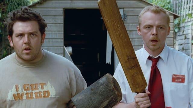 Nếu không có Simon Pegg thì đây sẽ không còn là Shaun Of The Dead
