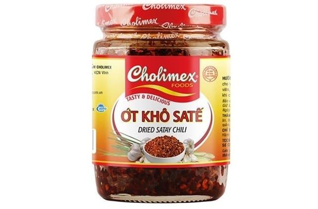 Cholimex - Ớt Khô Sa Tế