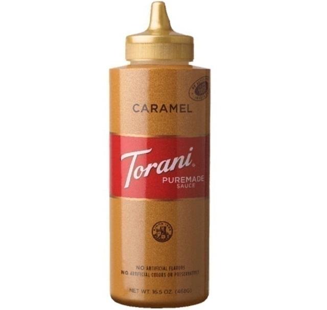 R. Torre - Torani Puremade Caramel Sauce 468g