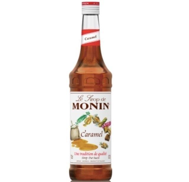 MONIN - Caramel Syrup