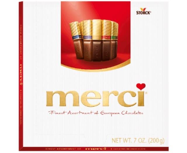 Stork - Merci Chocolate