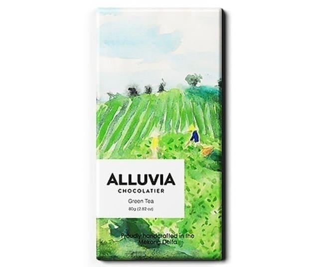 Alluvia - Sô Cô La Trắng Trà Xanh