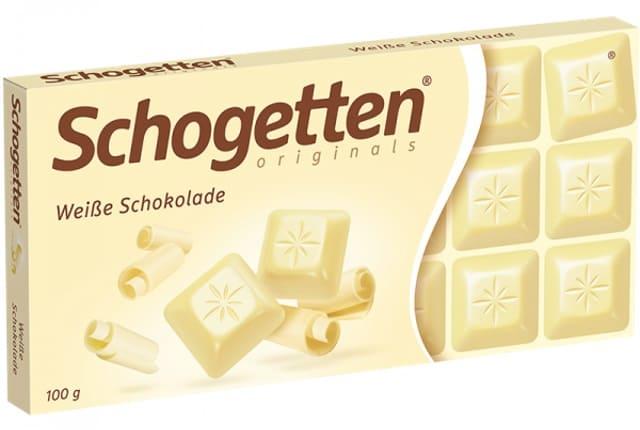 Ludwig Schokolade - Sô Cô La Trắng Schogetten
