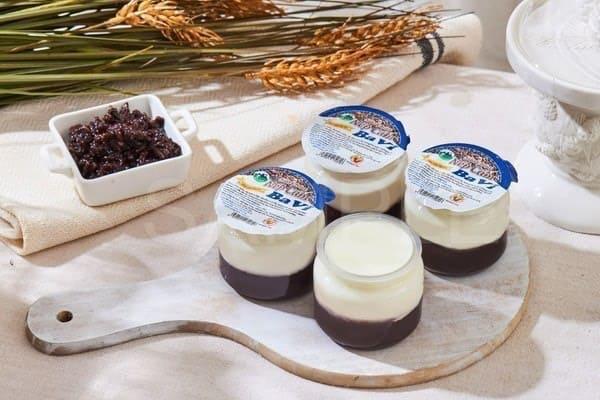 Bavimilk - Sữa Chua Nếp Cẩm Ba Vì
