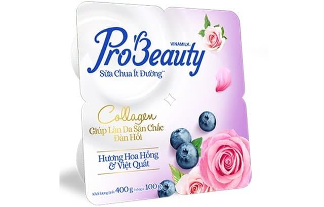 Sữa Chua Ăn Vinamilk ProBeauty