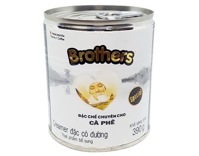 Trung Nguyên - Sữa Đặc Brothers