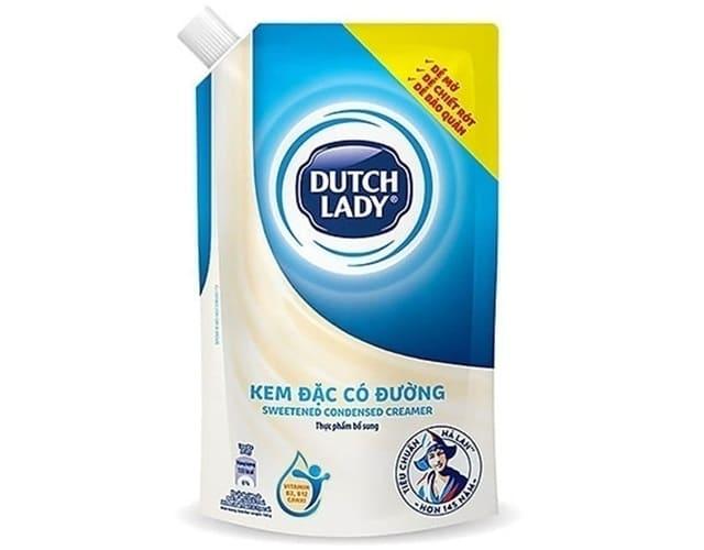 Dutch Lady - Sữa Đặc Cô Gái Hà Lan