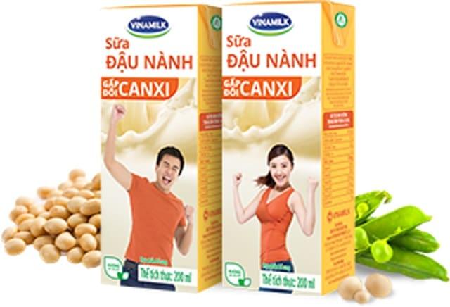 Vinamilk - Sữa Đậu Nành