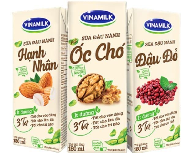 Vinamilk - Sữa Đậu Nành Hạt