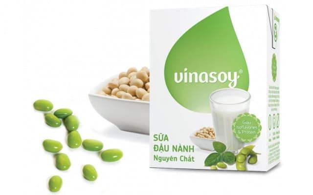 Vinasoy - Sữa Đậu Nành Nguyên Chất