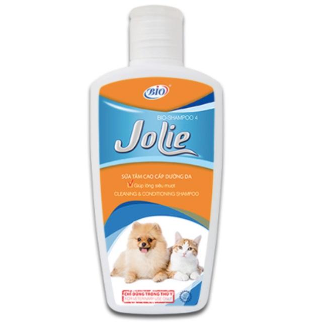 Bio Pharmachemie - Sữa Tắm Chó Mèo Bio Jolie Dưỡng Da