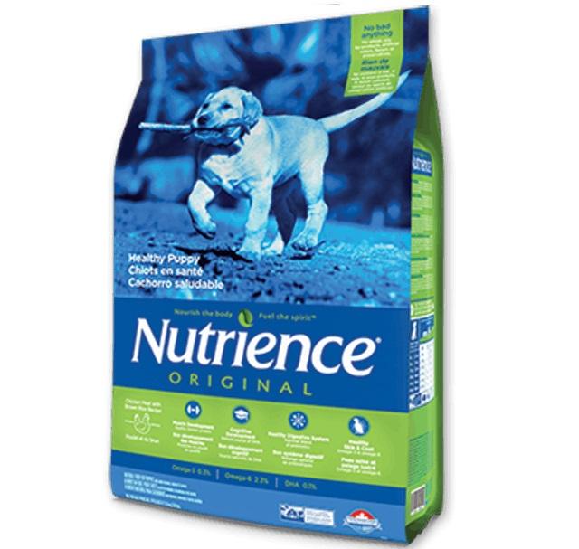 Nutrience - Thức Ăn Cho Chó Con Khỏe Mạnh Original