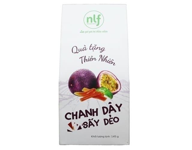 Nông Lâm Food - Chanh Dây Sấy Dẻo