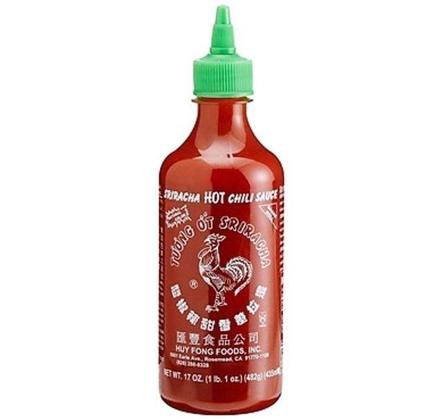 Huy Fong Foods - Tương Ớt Sriracha