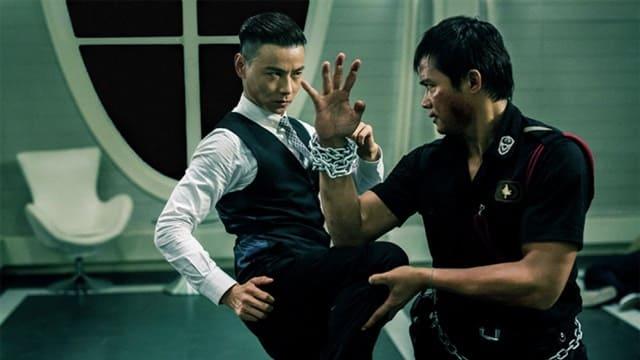 Trung Hoa võ thuật đấu với Muay xứ Chùa Vàng