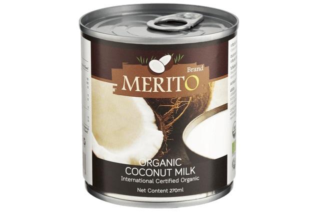 Marit Food - MeritO Organic Coconut Milk