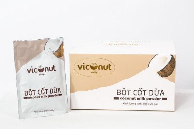 Viconut - Bột Cốt Dừa