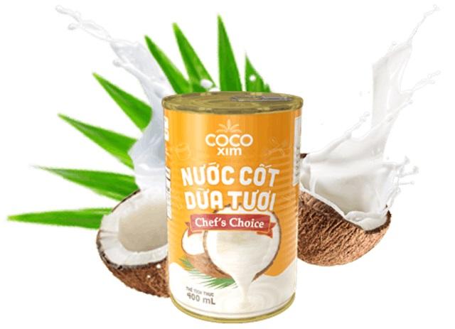 BETRIMEX - Nước Cốt Dừa Tươi Cocoxim Chef's Choice