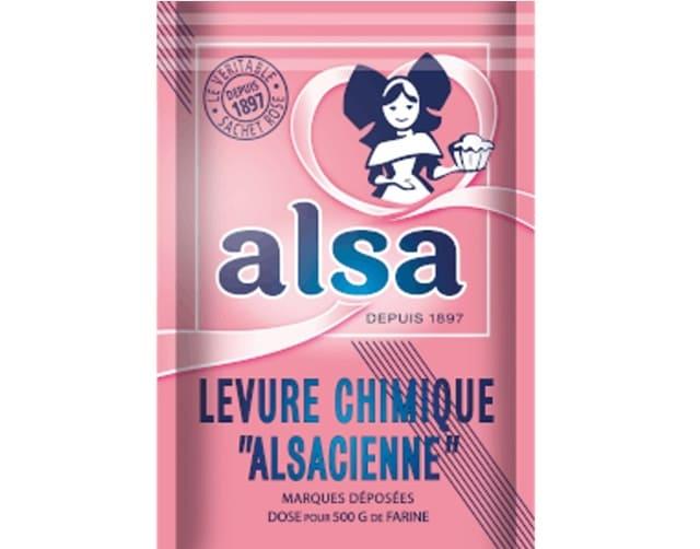 Alsa - Bột Nở