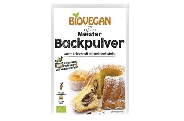 Bột nở hữu cơ Biovegan
