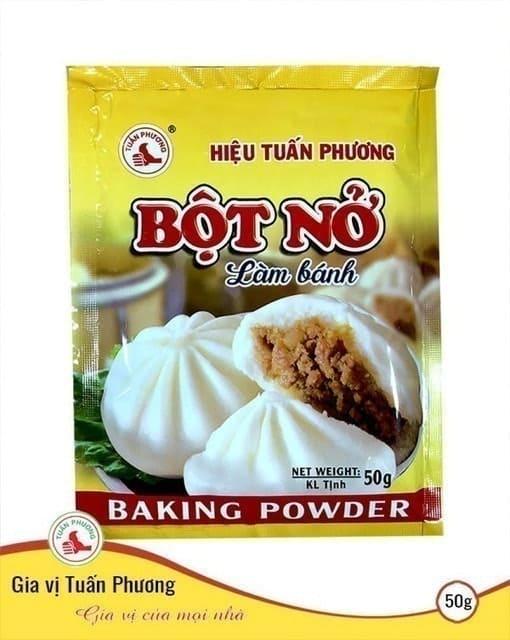 Tuấn Phương - Bột Nở Làm Bánh TP040