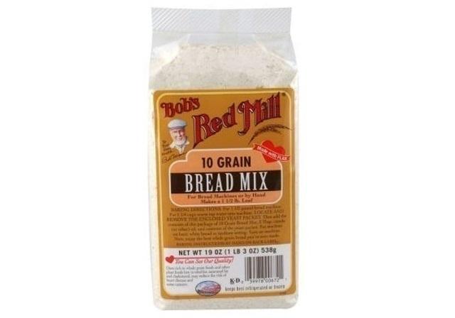 Bob's Red Mill - Bột Bánh Mì Ngũ Cốc Nguyên Hạt 10 Grain Bread Mix