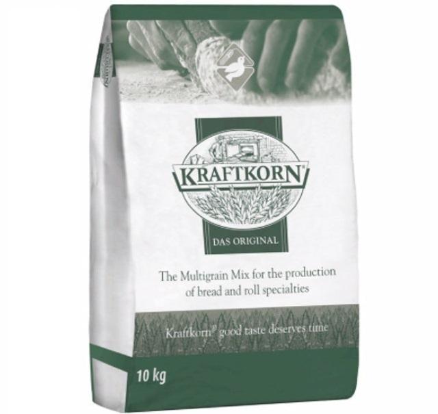 CSM Ulmer Spatz Kraftkorn - Bột Bánh Mì Ngũ Cốc Trộn Sẵn Multigrain Mix
