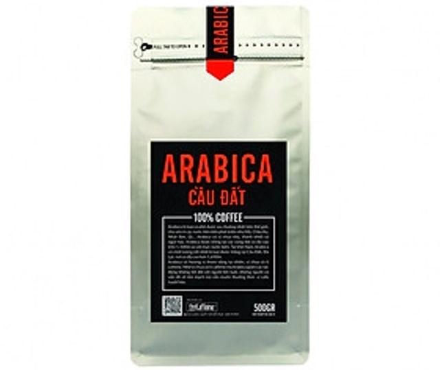 The Kaffeine - Cà phê Arabica Cầu Đất