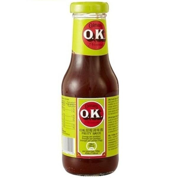 Colman's - Sốt Trái Cây O.K Fruit Sauce