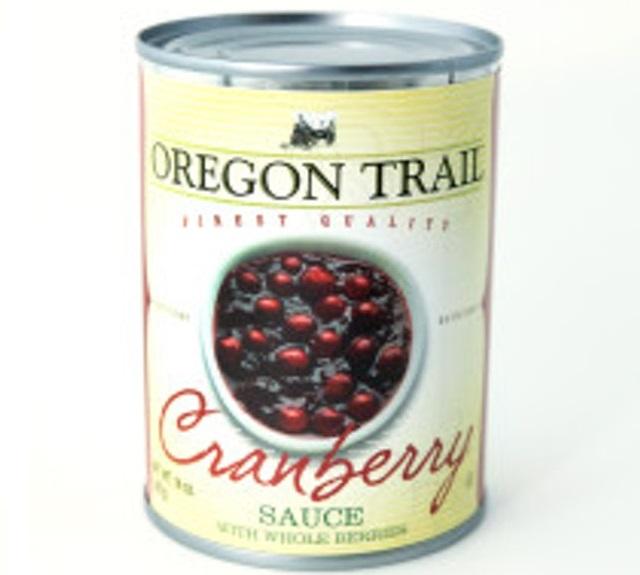 Neil Jones Foods - Oregon Trail Whole Cranberry Sauce