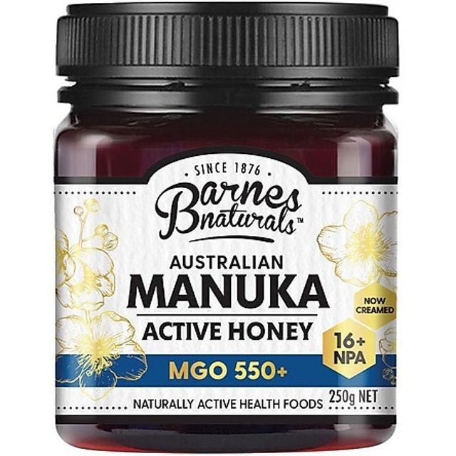 Barnes Naturals - Manuka Active Honey NPA16+