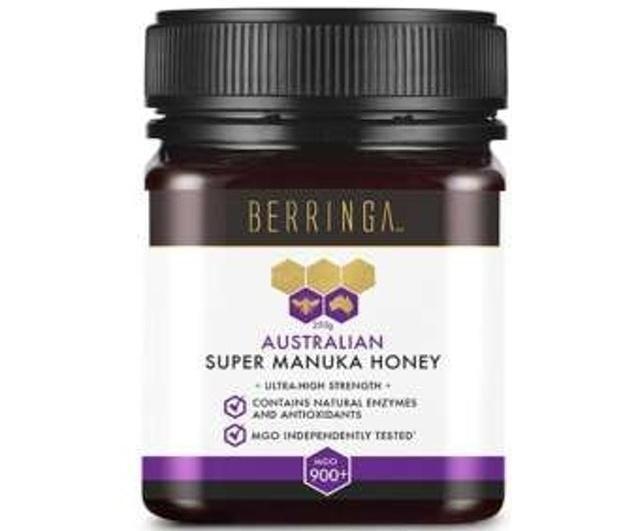 Berringa - Mật Ong Australian Super Manuka MGO 900