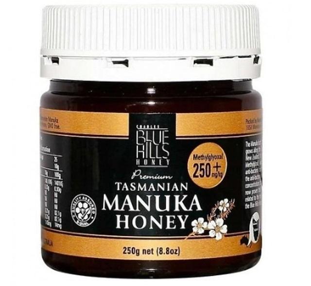 Blue Hills - Honey Tasmania Manuka Honey MGO 250+