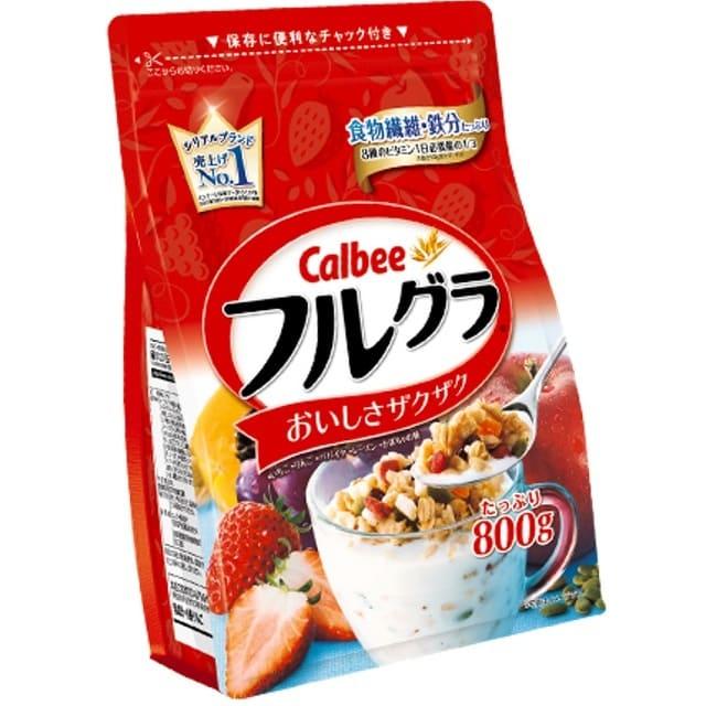Calbee - Granola Frugra