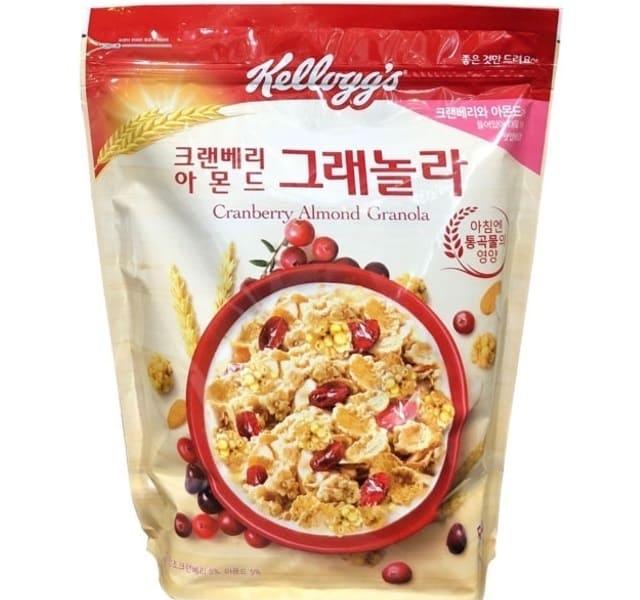Kellogg's - Cranberry Almond Granola