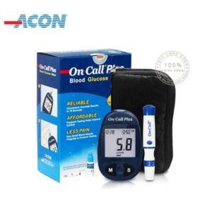 Bộ Máy Đo Đường Huyết Acon On Call Plus
